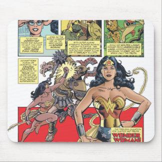 Wonder Woman Princess Diana Mouse Pad