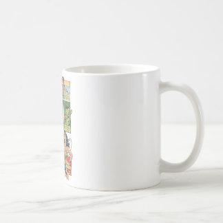 Wonder Woman Princess Diana Basic White Mug