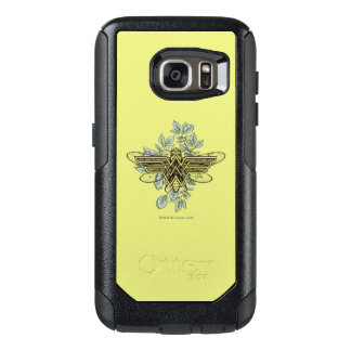 Wonder Woman Queen Bee Logo OtterBox Samsung Galaxy S7 Case