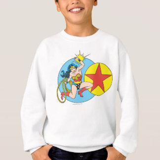 Wonder Woman Red Star Sweatshirt