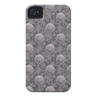 Wonder Woman Shield Pattern iPhone 4 Cover