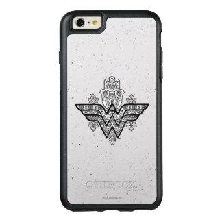 Wonder Woman Spiritual Paisley Hamsa Logo OtterBox iPhone 6/6s Plus Case