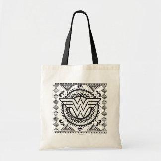 Wonder Woman Spiritual Tribal Design
