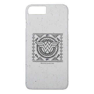 Wonder Woman Spiritual Tribal Design 2 iPhone 7 Plus Case