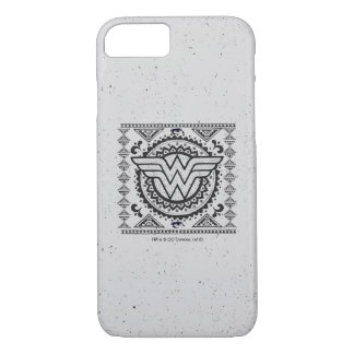 Wonder Woman Spiritual Tribal Design 2 iPhone 8/7 Case