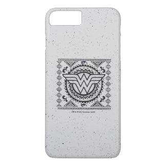 Wonder Woman Spiritual Tribal Design 2 iPhone 8 Plus/7 Plus Case