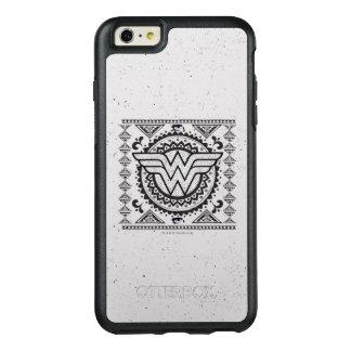 Wonder Woman Spiritual Tribal Design OtterBox iPhone 6/6s Plus Case