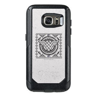 Wonder Woman Spiritual Tribal Design OtterBox Samsung Galaxy S7 Case