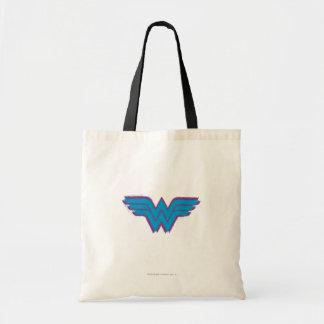 Wonder Woman Spray Paint Logo
