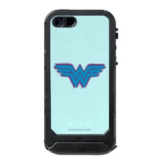 Wonder Woman Spray Paint Logo Incipio ATLAS ID™ iPhone 5 Case