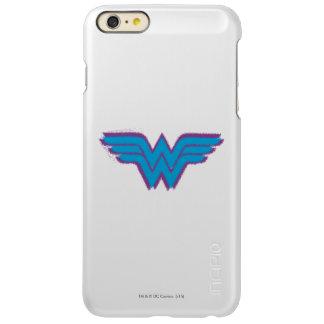 Wonder Woman Spray Paint Logo iPhone 6 Plus Case