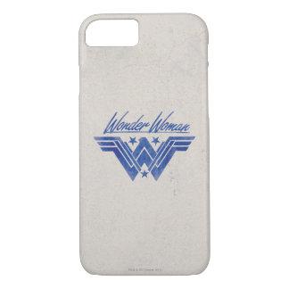 Wonder Woman Stacked Stars Symbol iPhone 8/7 Case