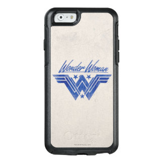 Wonder Woman Stacked Stars Symbol OtterBox iPhone 6/6s Case