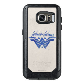 Wonder Woman Stacked Stars Symbol OtterBox Samsung Galaxy S7 Case