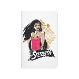 Wonder Woman Strength Journal