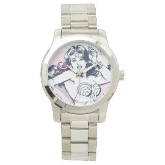 Wonder Woman Strength & Power Wrist Watch