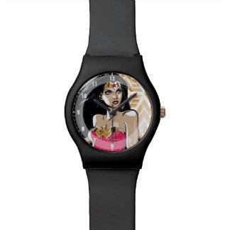 Wonder Woman Strength Wristwatch