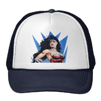 Wonder Woman & Sword Cap