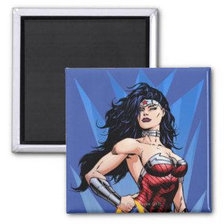 Wonder Woman & Sword Magnet