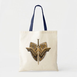 Wonder Woman Symbol With Sword of Justice