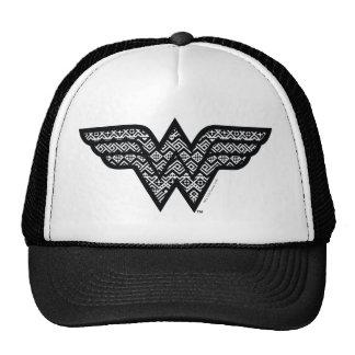 Wonder Woman Tribal Pattern Cap