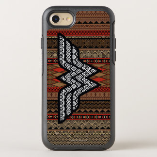 Wonder Woman Tribal Pattern OtterBox Symmetry iPhone 8/7 Case