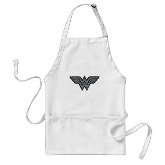 Wonder Woman Tribal Pattern Standard Apron