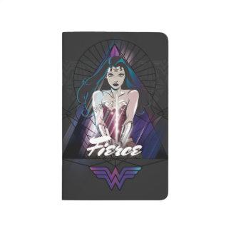 Wonder Woman Tribal Triangle Journal