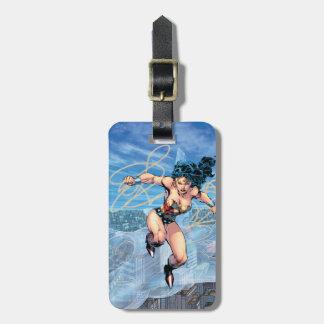 Wonder Woman Trinity Comic Cover #16 Luggage Tag