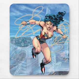 Wonder Woman Trinity Comic Cover #16 Mouse Mat