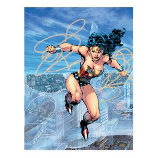 Wonder Woman Trinity Comic Cover #16 Postcard