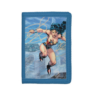 Wonder Woman Trinity Comic Cover #16 Tri-fold Wallet