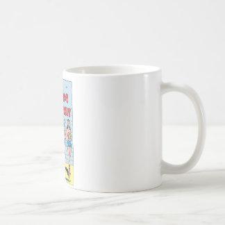 Wonder Woman Triple Identity Basic White Mug