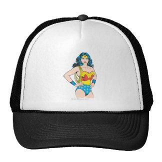Wonder Woman | Vintage Pose with Lasso Cap