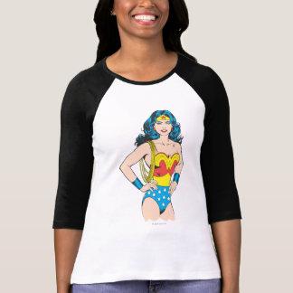 Wonder Woman | Vintage Pose with Lasso T-Shirt