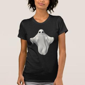 Wonderful 3-D Halloween Ghost T-Shirt