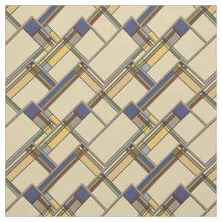 Wonderful Arts & Crafts Geometric Patterns in Fall Fabric