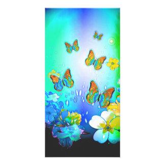 Wonderful butterflies photo cards