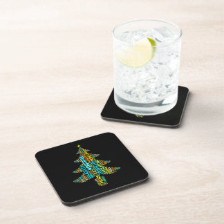 Wonderful Counselor Mighty God Prince of Peace Coasters