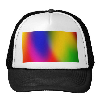 wonderful Gradients 01 colorful Trucker Hats