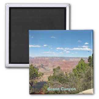 Wonderful Grand Canyon Magnet! Square Magnet