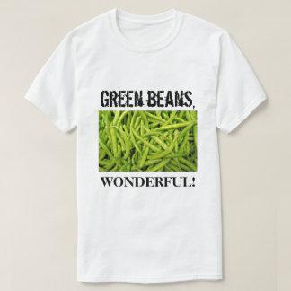 Wonderful Green Beans T-Shirt