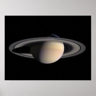 Wonderful image of Saturn from NASA Print