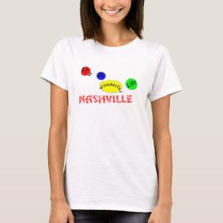Wonderful Life-Nashville T-Shirt