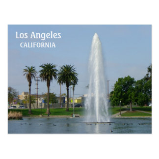 Wonderful Los Angeles Postcard! Postcard