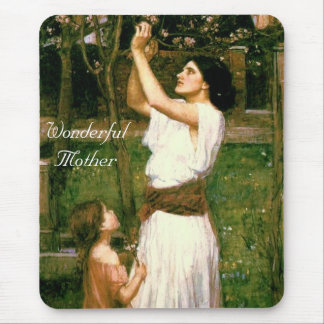 Wonderful Mother Mouse Pad
