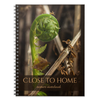 Wonderful nature Close to home discovery CC0922 Notebooks