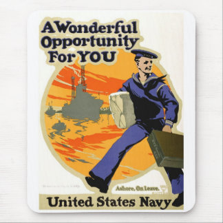 Wonderful Opportunity Mouse Pad