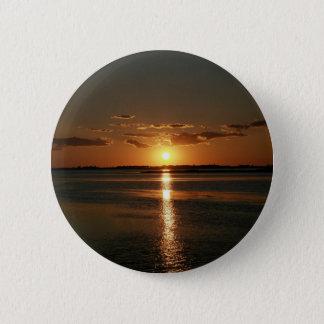 Wonderful Sunset 6 Cm Round Badge