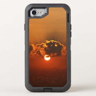 Wonderful Sunset Holiday OtterBox Defender iPhone 7 Case